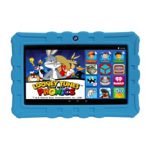 "HighQ Learning Tab, 7-inch Kids Tablet, 16GB,"" with Quad Core Intel Atom x3-C3200RK processor -Blue"