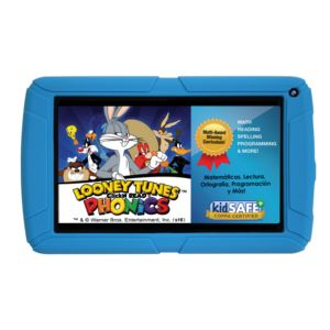 HighQ Learning Tab Jr., 7-inch Kids Tablet, 8GB, Quad Core - Blue