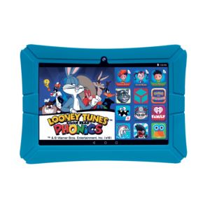HighQ Learning Tab, 8-inch Kids Tablet, 16GB, with Quad Core Intel Atom x3-C3230RK processor -Blue