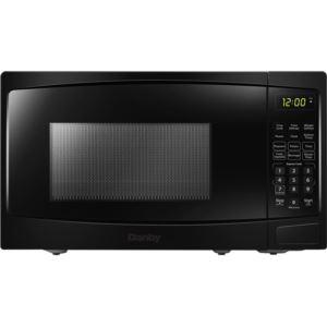 0.9 cu ft Microwave, Black