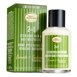 After-Shave Balm - Coriander and Cardamom - 3.3 oz