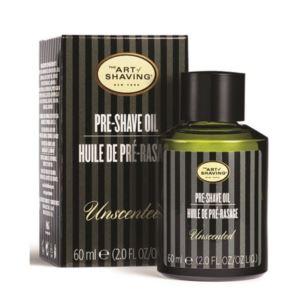 Pre-Shave Oil - Unscented - 2 oz