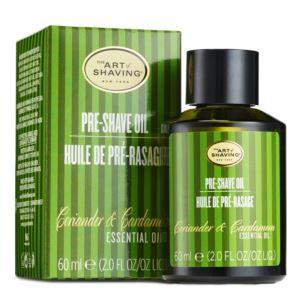 Pre-Shave Oil - Coriander and Cardamom - 2 oz