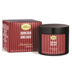 Shaving Cream - Sandalwood - 5 oz