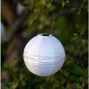 Soji Original Solar Lantern -White W/ White-