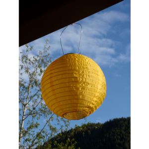 Soji Original Solar Lantern - Yellow-