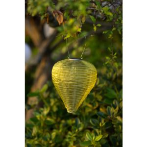 Soji Silk Effects - Moss Teardrop-