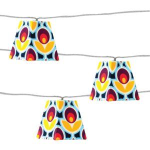 Soji String Lights - Mod Tulip