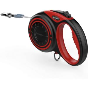 Smart Retractable Leash XL/6M - Red