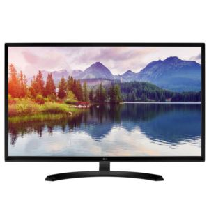 32 - Inch IPS LED Monitor with On-Screen Control a