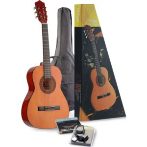 Stagg 3/4-Size Nylon String Acoustic Guitar Pack