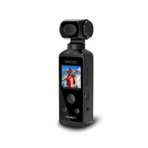 4K Ultra HD Pocket Camcorder with WiFi