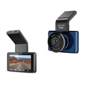 HD, Swivel Lens Driver Assist Dashcam