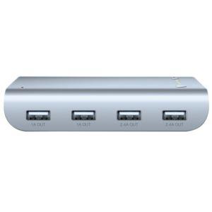 OnGo Portable Battery Bank Silver