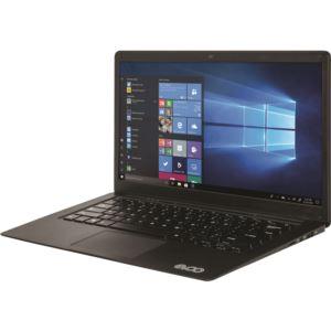 "14.1"" Ultra Slim Laptop"", Windows 10, Intel Atom - Quad Core, 32GB Storage, Webcam,"" Black"