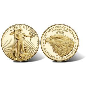 Coin-USA/American Eagle $50 Liberty Coin