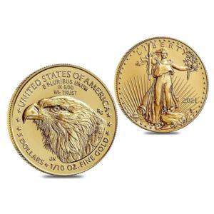Coin-USA/American Eagle Liberty $10 Gold Coin