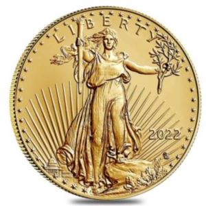Coin-Package of three (3) USA/American Eagle Liberty $10 Gold Coin