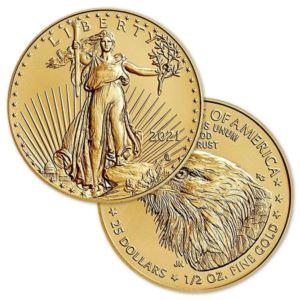 Coin-USA/American Eagle $25 Liberty Coin