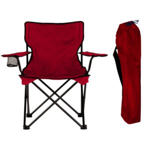 C-Series Rider Chair Red