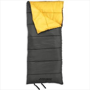 """Solo"" - 3 Lb Rectangular Sleeping Bag"
