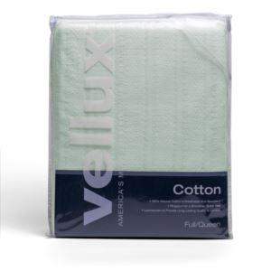 Cotton Woven Full/Queen Blanket - (Gray Mist)
