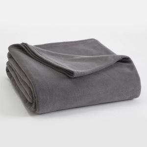 Original Full Queen Tornado Blanket - (Gray)