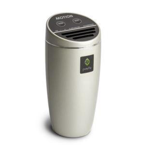 Car Air Purifier - Champagne