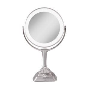 LED Variable Lighted Vanity Mirror 1X/10X