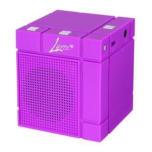 Lyrix Mixx Bluetooth Speaker-Purple