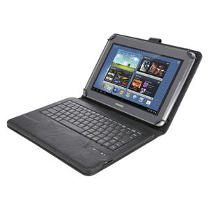 "Props Bluetooth Keyboard Tablet Folio case for 9 & 10"" Tablets"