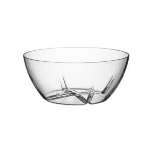 Bruk Serving Bowl (clear, large)