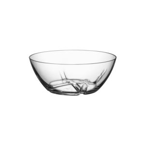 Bruk Serving Bowl (clear, medium)