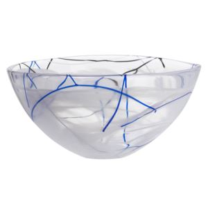 Contrast  - Bowl White