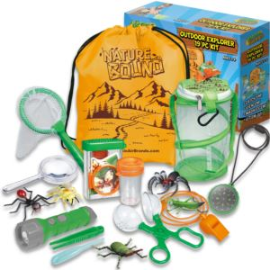 Outdoor Explorer 19pc Kit Ages 3+ Years