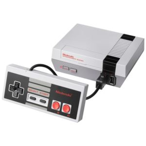 NES Classic System With 30 Games