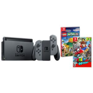 Switch Video Game System With 2 Games