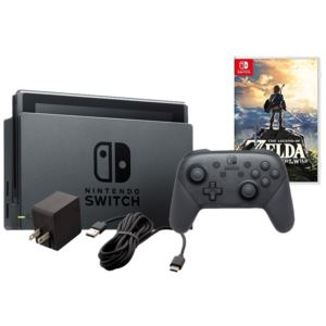 Switch Video Game System Bundle