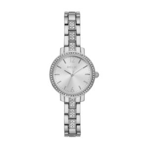 Relic Women's Reagan Three-Hand Silver-Tone Alloy Watch