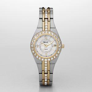 Women's two Tone watch