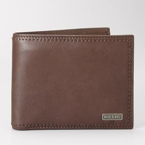 Mark Traveler Leather Wallet