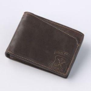 Men's Hatch Traveler Wallet, Brown, One Size