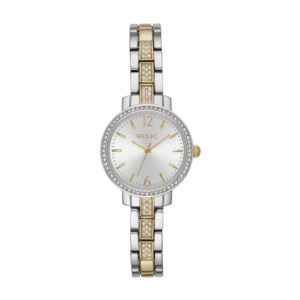 Women's Reagan Three-Hand Two-Tone Alloy Watch