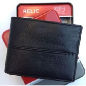 Relic Channel Traveller Wallet