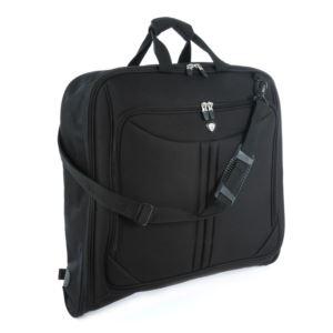 Olympia USA Vector Garment Carrier, Black
