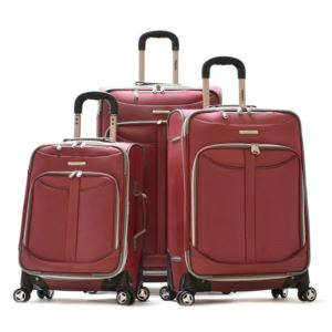 Tuscany 3 Piece Spinner Set Red
