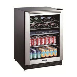 Dual Zone Wine & Beverage Cooler