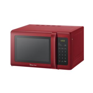 0.9 Cu. Ft. - 900 Watts - Microwave Oven - Red