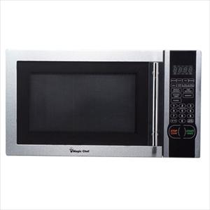 1.1 Cu. Ft. Microwave Oven  Stainless Steel