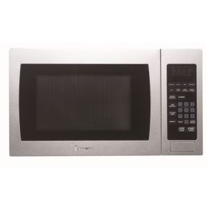 0.9 Cu. Ft. - 900 Watts - Microwave Oven - Stainless Steel